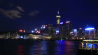 Hong Kong Harbour HD video