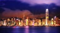 Hong Kong Harbour video