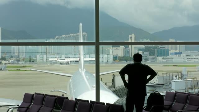 Hong Kong International Airport video