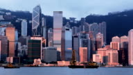 Hong Kong Island video