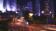 Hong Kong nightshot HD video