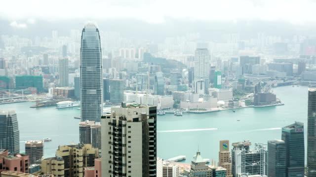 HD: Hong Kong panorama video