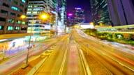 Hong Kong road video
