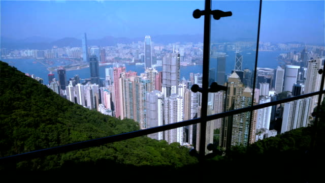 Hong Kong Skyline video