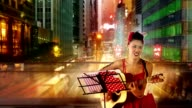 Hong Kong Street Artist Queen Time-Lapse video