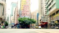 TIME LAPSE - Hong Kong Street Life video