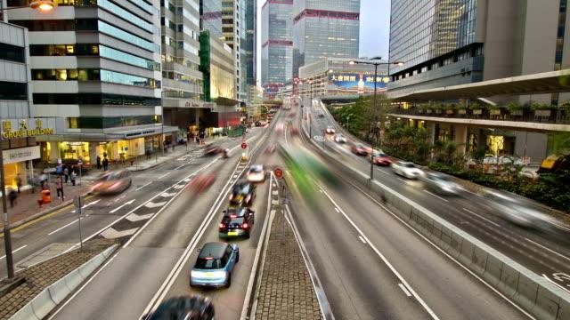 Hong kong street video