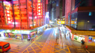 Hong Kong tramway video