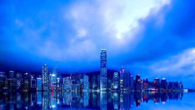 Hong Kong Victoria Harbour video