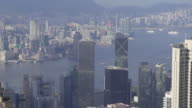 Hong Kong Victoria Harbour video