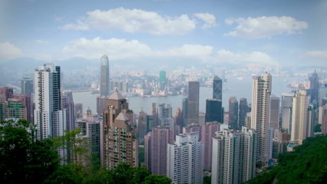 Hong Kong Victoria Peak video