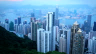 Hong Kong Victoria Peak video
