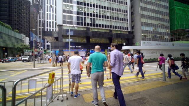 Hongkong Crossroad video