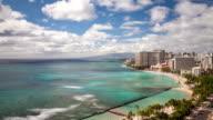 Honolulu Hawaii Time Lapse video