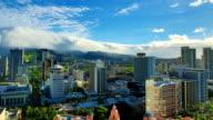 Honolulu time lapse video
