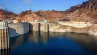 Hoover Dam in 2016 video