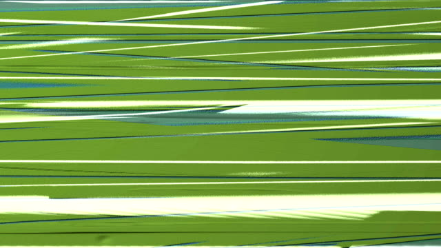Horizontal Distorted Abstract Lines video