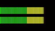 Horizontal VU Meters video