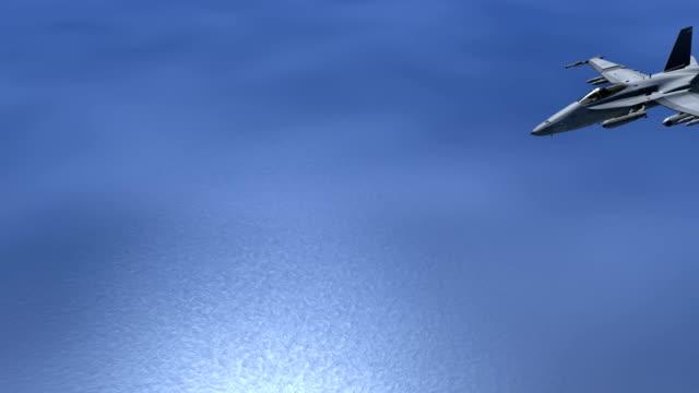 F18 Hornet video