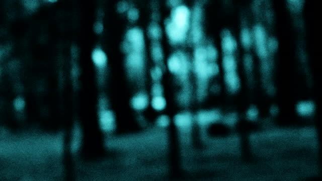 Horror background video