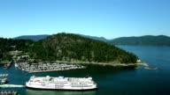 Horseshoe Bay British Columbia Canada video