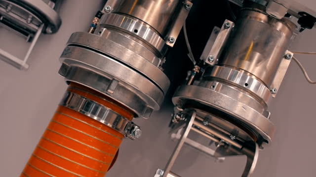 Hoses for industrial download of raw materials video
