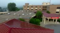 Hospital Aerial video