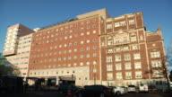 Hospital Building Exterior. video