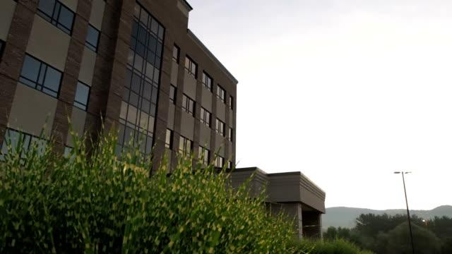 Hospital Building video