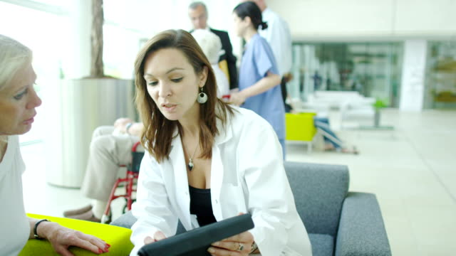 Hospital care and consideration for patients video