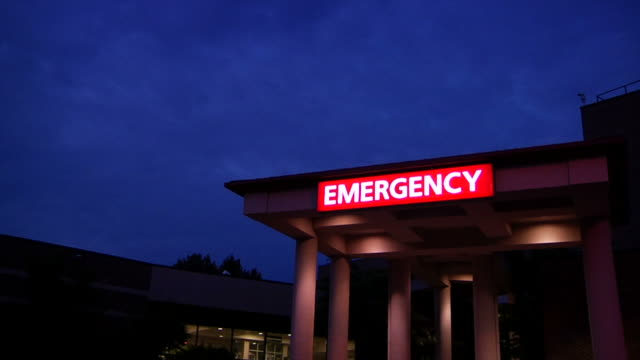 Hospital Emergency Room video