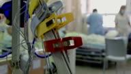 Hospital. Examination room video