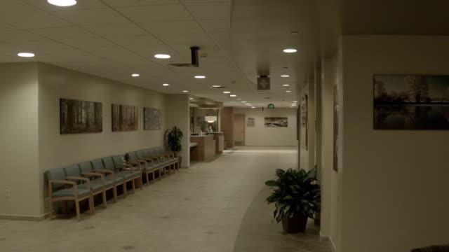 Hospital Lobby video