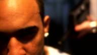 Hostage Close Up video