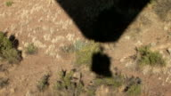 Hot Air Balloon Shadow video