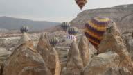 Hot Air Balloons and Rocks video