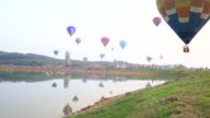 Hot Air balloons video