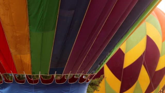 Hot Air Baloon Detail video
