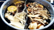hot boiling, shabu shabu video