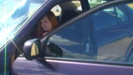 Hot Car Babe video