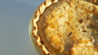 Hot Chicken Pot Pie Cooling by Window video