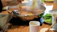 Hot pot video