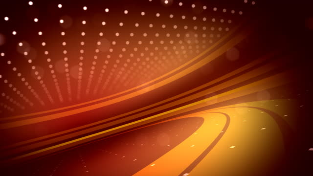 Hot Red Abstract Background Loop (Full HD) video