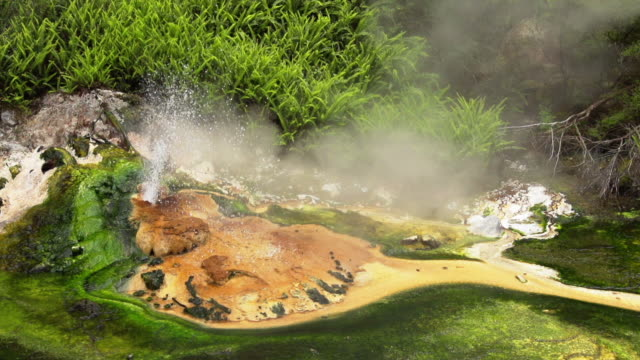 SLOW MOTION: Hot Spring video