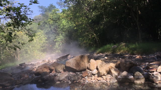 hot spring video