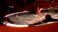 Hot Tub Time-lapse video