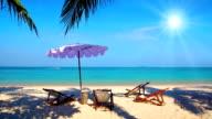 Hotel beach video