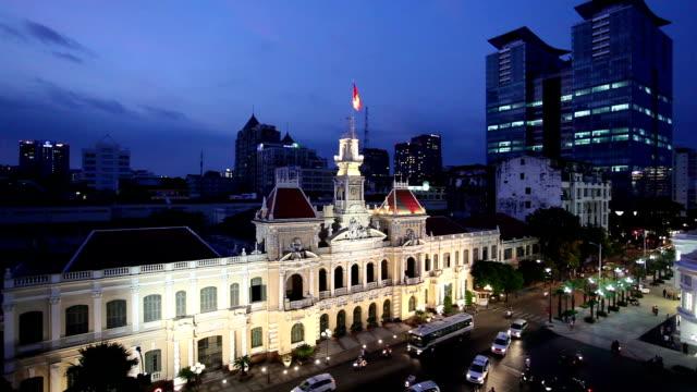Hotel de Ville Ho Chi Minh City video