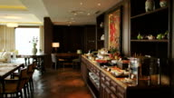 Hotel Dining Room and Buffet video