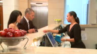 Hotel Reception video